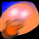 blobhyperthink emoji