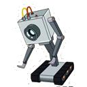 butter-robot emoji