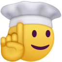 chef-finger