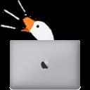 goose-honk-technologist emoji
