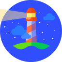 lighthouse emoji
