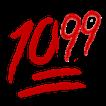 1099 slack emoji