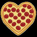 pizza heart slack emoji