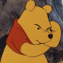 pooh-think slack emoji